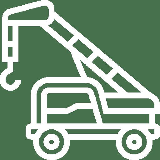 logo autojeřáby Josef Študent Brno, Modřice